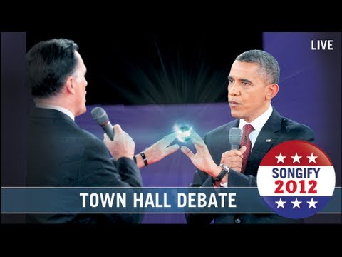 Schmoyoho - Town Hall Debate Songified