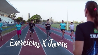 Exercícios X Jovens