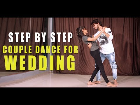 Video Couple Dance Step For Wedding & Party | Easy Salsa | Vicky Patel Dance Tutorial download in MP3, 3GP, MP4, WEBM, AVI, FLV January 2017