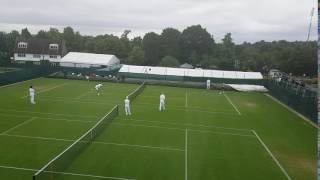 Jun 28, 2017 ... Published on Jun 28, 2017 ... Up next. Roger Federer Wimbledon 2017 live ntraining session - replay - Duration: 37:23. Wimbledon 271,438...