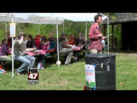 Earth Day Celebrated in Lansing Area