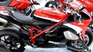9. Ducati 848 EVO Corse Special Edition 140 Hp 256 Km/h 159 mph 2012 * see also Playlist