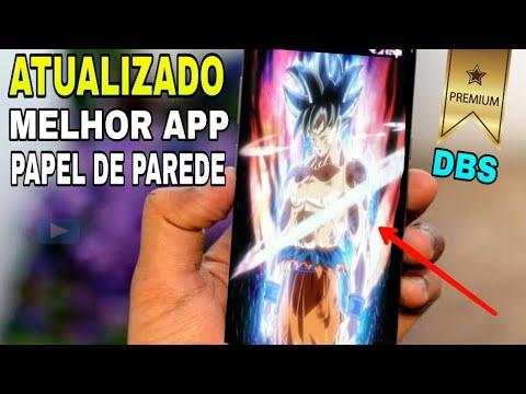 Imagens de papel de parede - SAIUU! MELHOR APLICATIVO DE PAPEL DE PAREDE ANIMADO [DRAGON BALL SUPER] NO CELULAR ANDROID 2017/2018