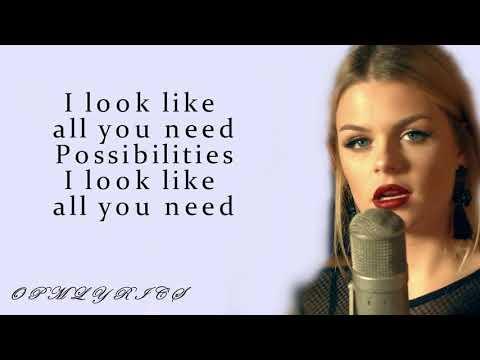 gratis download video - Calvin-Harris-Dua-Lipa--One-Kiss-Lyrics--Davina-Michelle-Cover
