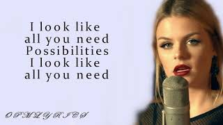 Video Calvin Harris, Dua Lipa - One Kiss [Lyrics] - Davina Michelle (Cover) MP3, 3GP, MP4, WEBM, AVI, FLV April 2018