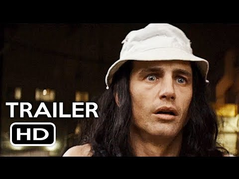 The Disaster Artist Official Trailer #3 (2017) James Franco, Seth Rogan The Room Movie HD