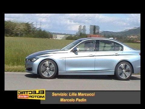 Prova BMW Active Hybrid 3 – Electric Motor News n° 15 (2013)