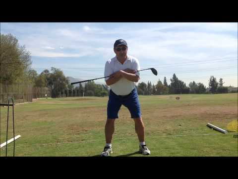 Better Golf Shots – Swinging In A Barrel