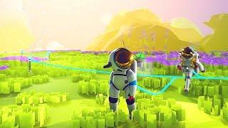Survivre à deux sur une Planète étrange - Astroneer
