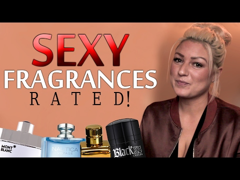 Sexy Fragrances For Men Rated by Lisa