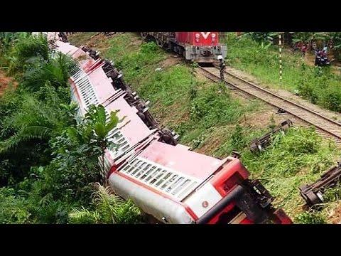 Καμερούν: Δεκάδες νεκροί και εκατοντάδες τραυματίες από εκτροχιασμό τρένου