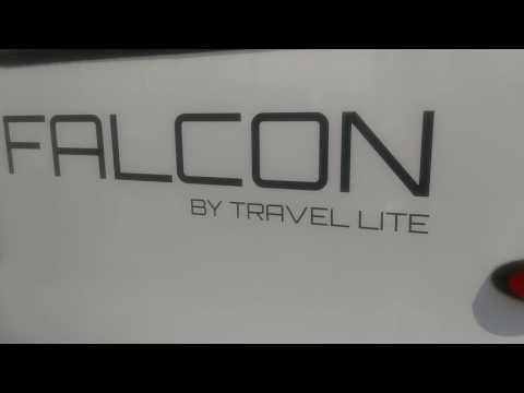 Falcon F -20 by Travel Lite...travel trailer