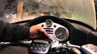 4. BMW 2004 R1200CL ABS: Radio and CD player