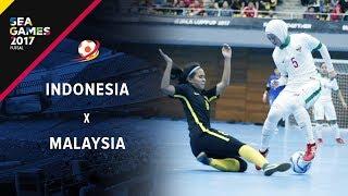 Video INDONESIA (2) - (1) Malaysia - Futsal Putri Sea Games 2017 MP3, 3GP, MP4, WEBM, AVI, FLV Agustus 2017