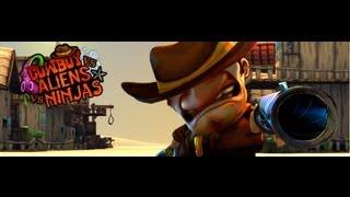 Western Mini Shooter YouTube video