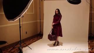 Designer Diaries: Moda Shoot