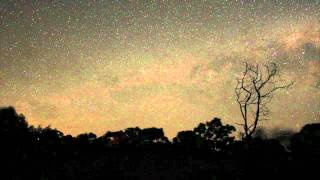 ASV LMDSS time-lapse 24 September 2011 - Galactic Centre Star Party
