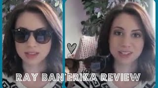 Ray Ban 4171//Erika Review and Try- On!