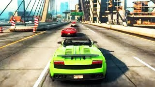 Need for Speed: Most Wanted 2012 Gameplay (PC HD)