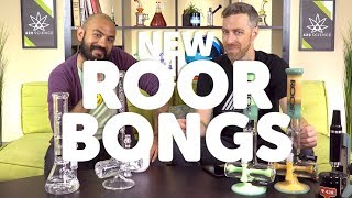 New ROOR Bongs by 420 Science Club