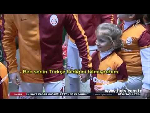 Galatasaray-Akhisar Maçın Öyküsü Muslera Yine Türkçe Konuşuyor
