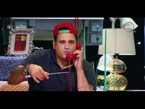 """أكرم حسني يتصل بمطعم إيطالي ويطلب """"كوارع"""""""