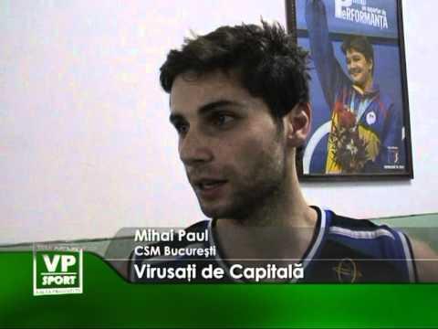 Virusaţi de Capitala