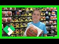 INDOOR BASKETBALL SHOPPING (Day 1601) | Clintustv