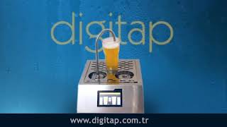 Double Beer Counter Dispensing Towers