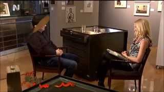 Στο ART BEAT με τη Λένα Αρώνη ο Μάκης Τσίτας