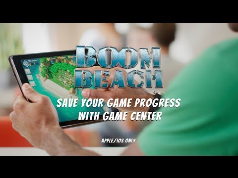 Save your Progress with Game Center (iOS)