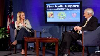 The Kalb Report -- Lara Logan: Covering Crisis and Conflict