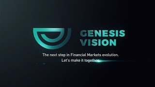 Genesis Vision - Decentralized platform for trust management.