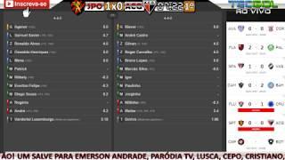 Clique no tempo abaixo para ouvir a narração dos gols de Sport 4x0 Atlético-GO pela 15ª rodada do Brasileirão Série A 2017!10:09 - Gol do Sport! Patrick!22:33 - Gol do Sport! Diego Souza!44:37 - Gol do Sport! André!1:40:44 - Gol do Sport! André!🏆 INSCREVA-SE AQUI NO CANAL➡️https://goo.gl/2cgUaF LIGA CLÁSSICA CRIADA PELA MODERAÇÃO [ADSON]➡️https://goo.gl/ULwhmBSport 4x0 Atlético-GO ao vivo 20/07/17Gol do SportDiego SouzaAndréPatrickAtlético-PR 0x0 Botafogo 20/07/2017Futebol ao vivoBrasileirão 2017Campeonato Brasileiro Série A