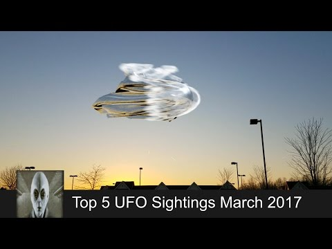 ufo, riflessioni sugli avvistamenti di questi primi mesi del 2017