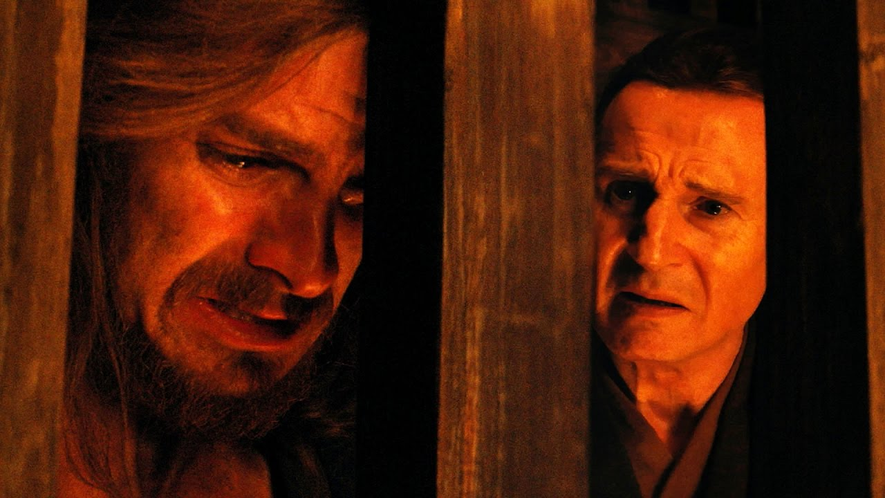 Pray With Your Eyes Open in Martin Scorsese's 'Silence' [Clip] with Liam Neeson & Andrew Garfield