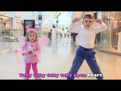 Happy Children Day song 💜  HEART  💜 from Niki & Sofinka.
