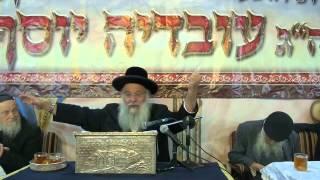 """הרב בניהו שמואלי – פרשת לך לך (ה'תשע""""ה)"""