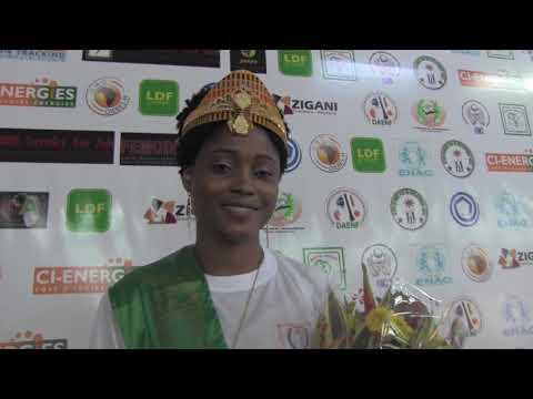 COTE D'IVOIRE: ONG NID D'ESPOIR avec les Reines de l'Aphabétisation 2