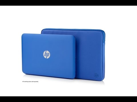 HP Stream 11.6 Inch Laptop Unboxing