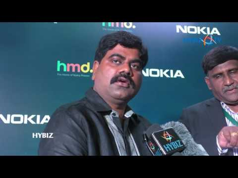Uvaraj Nataraj Poorvika Mobiles Nokia 5 launch