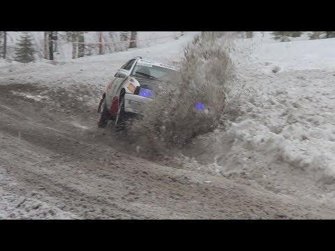 SM Itäralli 2014, Joensuu (Crash & action)