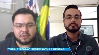 Tupã e região: documento pede regras menos rígidas