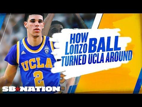 Video: How Lonzo Ball turned UCLA into an offensive juggernaut
