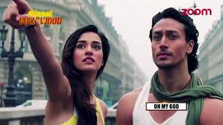 Tiger Shroff gets angry on being clicked with girlfriend Disha Patani