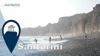 Santorini | Vlychada Beach