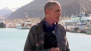 Seward (AK) United States  City new picture : President Obama Speaks at Seward Harbor in Alaska