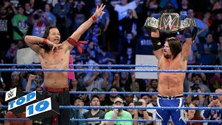 Nonton Top 10 SmackDown LIVE moments: WWE Top 10, January 30, 2018 Film Subtitle Indonesia Streaming Movie Download