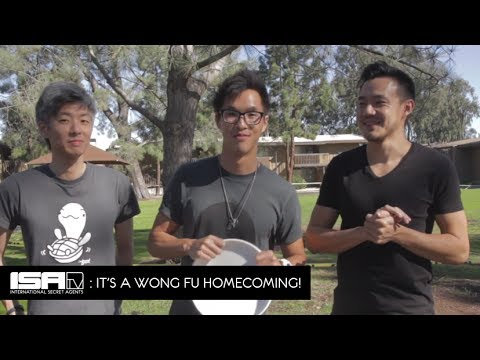 It's a Wong Fu Homecoming! | Where We Met, 10 Years Later (видео)