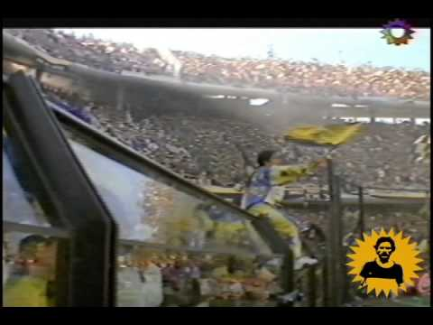 Video - Recibimiento contra Independiente 1998 - La 12 - Boca Juniors - Argentina